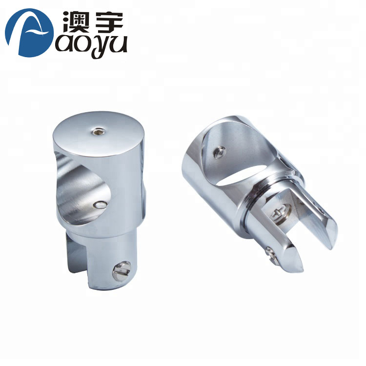 ay-102Factory price tempered glass door fitting accessories