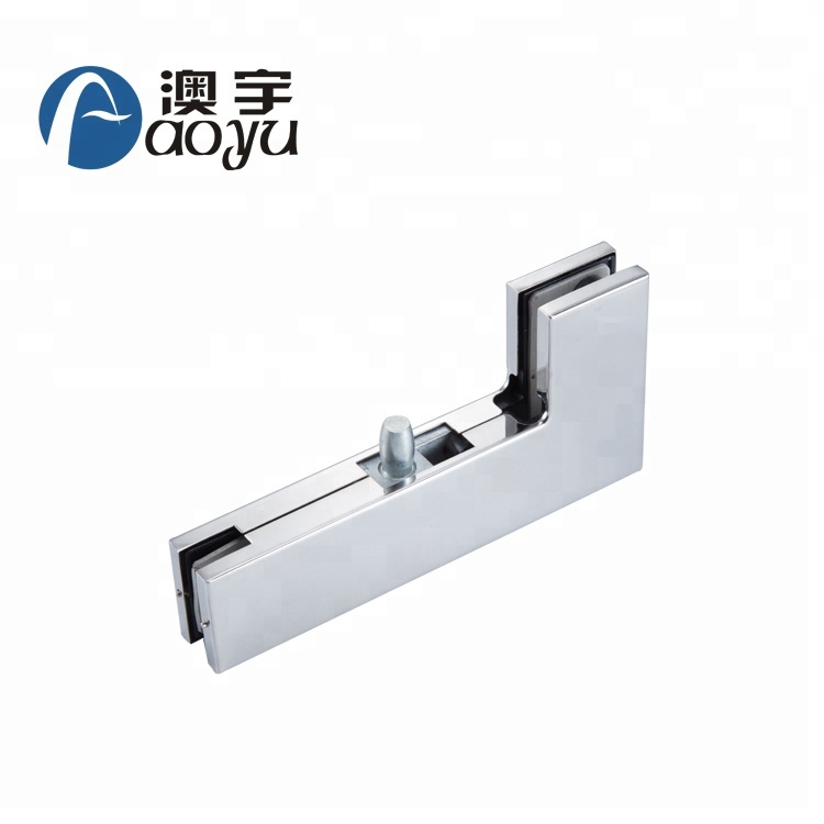 ay-1505 Top Grade L Shape Glass Door Patch Fitting in China