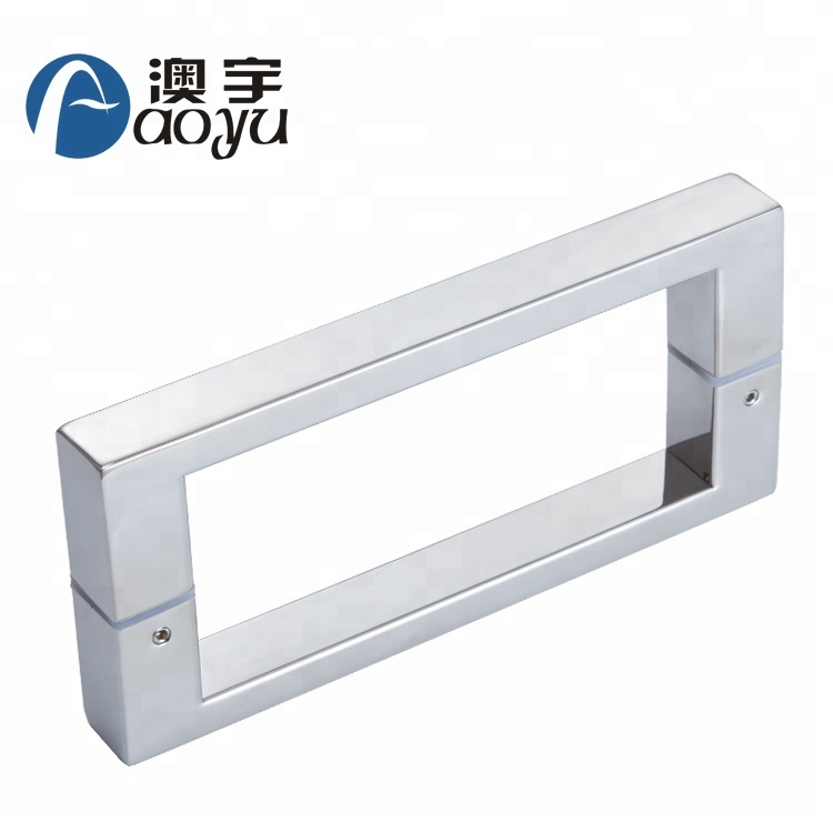 ay-244 China supplier stainless steel glass door pull handle